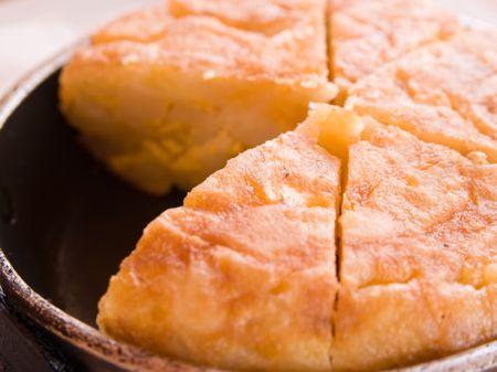 Spanish Tortilla or Spanish Omelette.