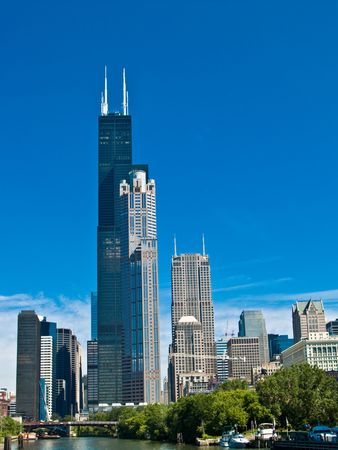the sears tower: Sears Tower, Chicago