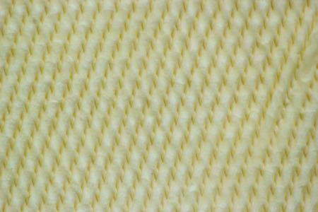 rubber sheet: Rubber sheet on bars in Garden Rubber tree.