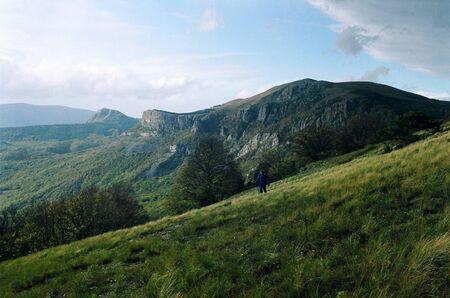 crimea: landscape, Crimea Stock Photo