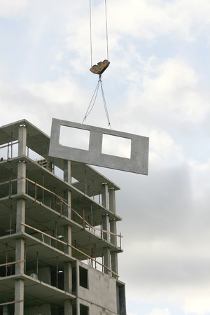 residential house: construction of residential house