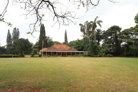 Karen Blixen Museum in Nairobi Redactioneel
