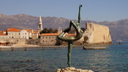 budva: Budva Stock Photo