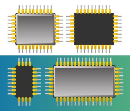 Chip set Vector
