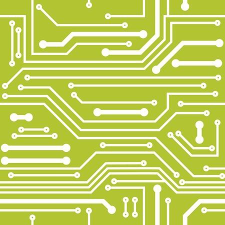 componentes electronicos: Resumen de fondo sin fisuras Vectores