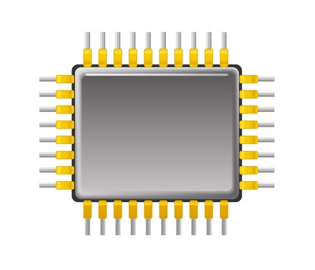 microchip: Vector chip