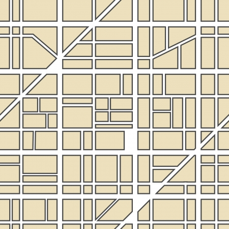 city location: Seamless map background