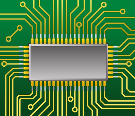 electrical part: Motherboard