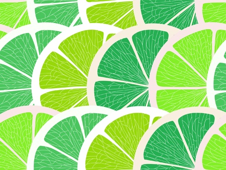 segments: Lime segments seamless background