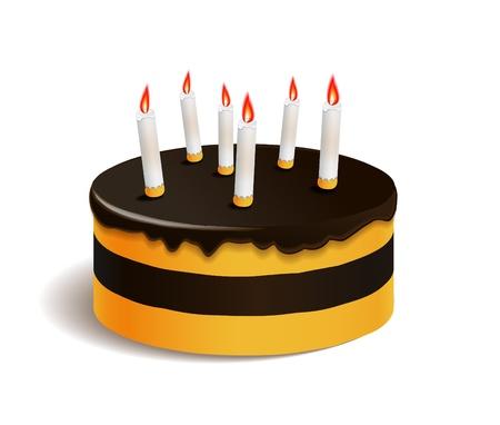 thaw: Big layered cake for celebration