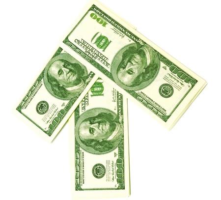 Arrow of money photo