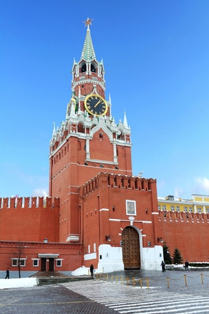 Moscow Kremlin. Russia Stock Photo - 11371490