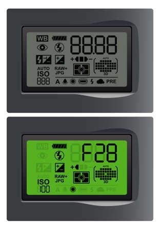 controls: Photo symbols collection