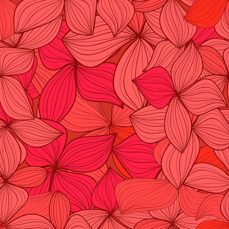 stripped: leaves abstract seamless background. Paste your text