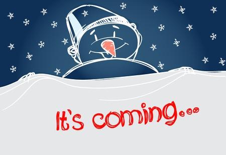 クリスマスが来ています。
