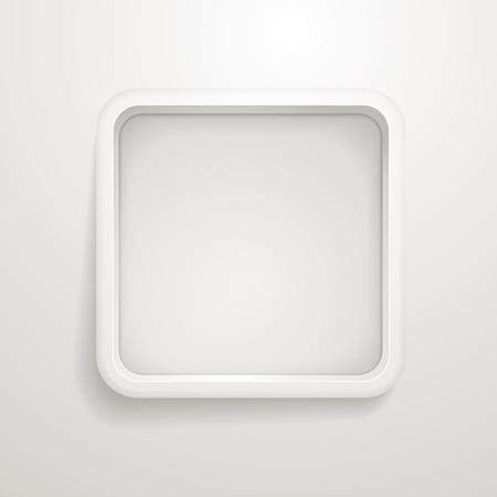 Abstract background of grey boxe  Template for a text Stock Vector - 15468960