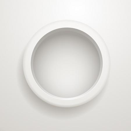 kreis: Abstract Hintergrund der grauen Kreis Template f�r einen Text