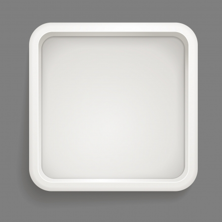 blank box: Abstract background of grey boxe. Template for a text