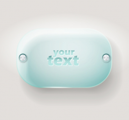 Template for a text Stock Vector - 18675661