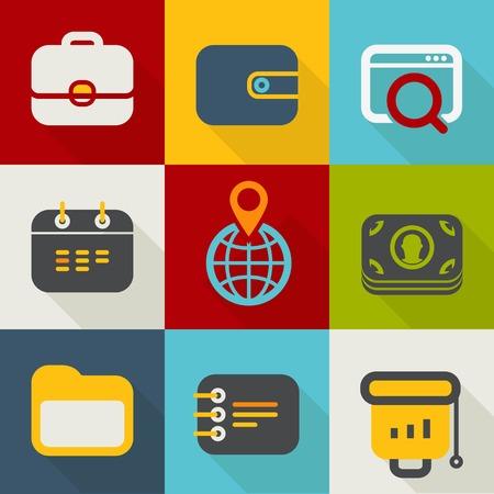 zoom icon: Design elements