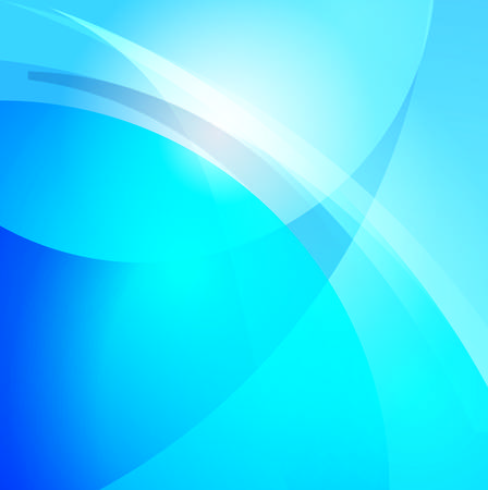 blue wave: Abstract blue wave background