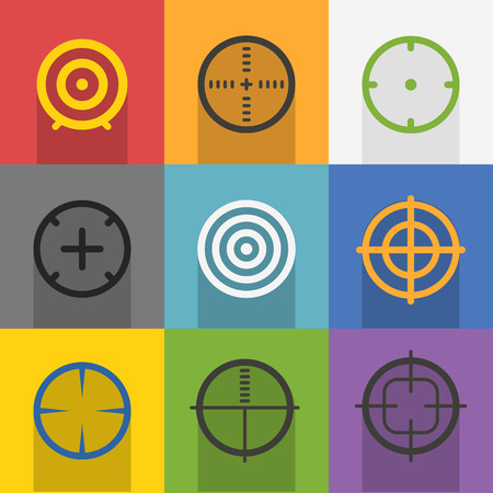 targets: Different targets collection