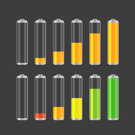 accu: Different transparent accumulator collection