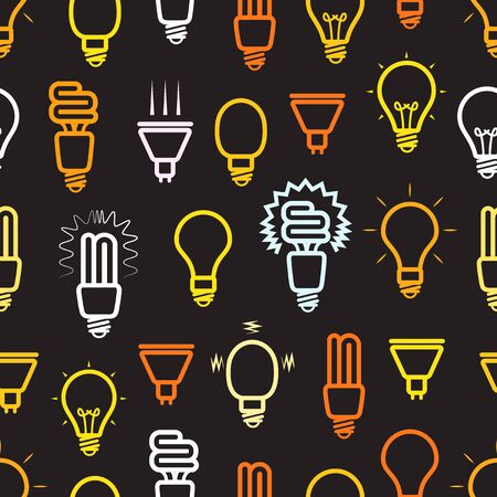 socle: Color light lamps seamless background