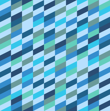 different figures: Seamless pattern of different figures. Abstract seamless background Illustration