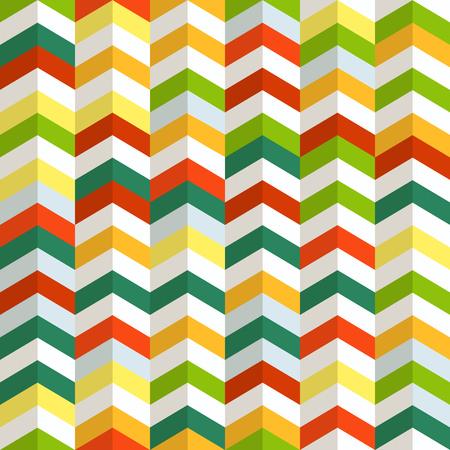 figuras abstractas: sin patrón de diferentes figuras. colores de fondo abstracto sin fisuras Vectores