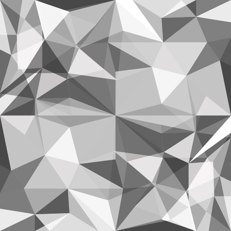 different figures: Abstract background of different figures. Template for a text Illustration