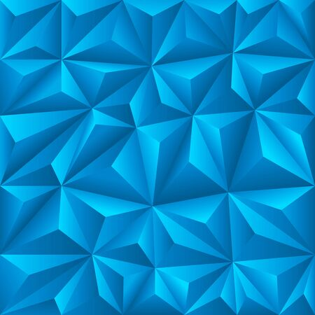 different figures: Abstract background of different geometric figures
