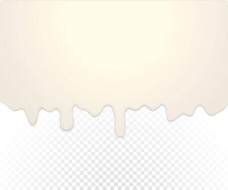 thaw: Color liquid vector background