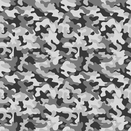 Vector seamless military camouflage pattern. Seamless vector abstract background 版權商用圖片 - 74578611