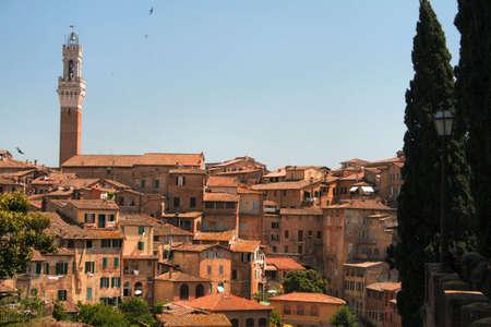 Sienne Italie