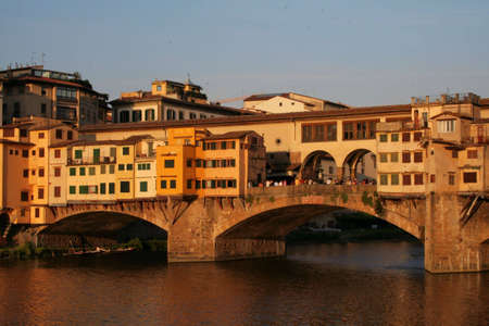 ponte vecchio, florence Stock Photo - 2735257