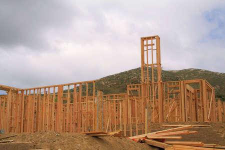 home construction Stock Photo - 2940622