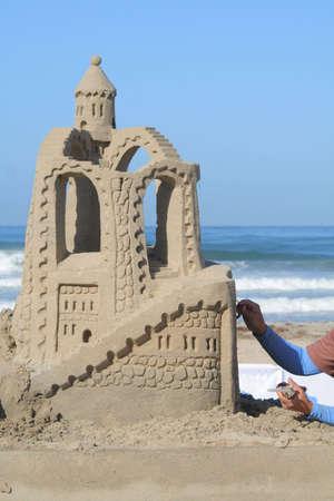 ch�teau de sable