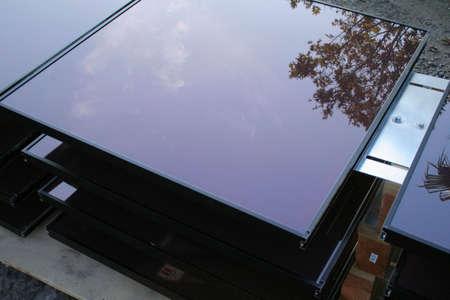 film mince panneau solaire
