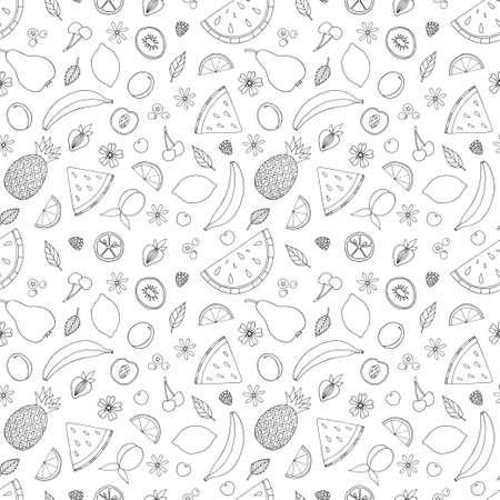 Jorunna Parva vector set. Cute colorful sea slugs isolated on white background