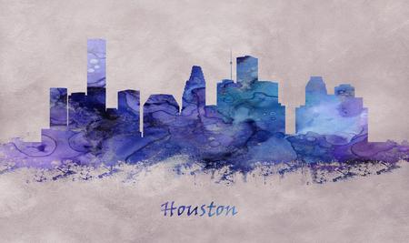 Houston city in Texas, Skyline