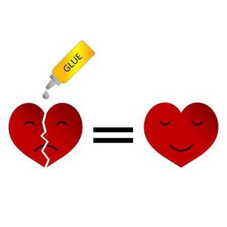 whole heart - happiness and sorrow