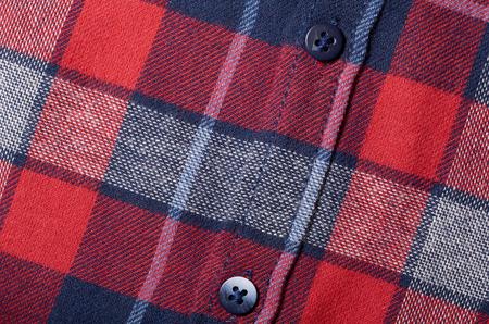 Macro photo of fabric pattern, close up of textile clothing Stock Photo - 120144489