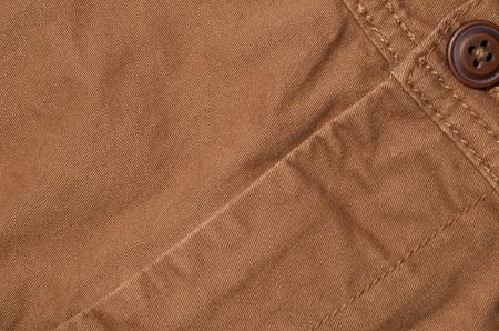 Macro photo of fabric pattern, close up of textile clothing. Stock Photo - 120144512