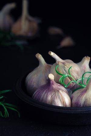 dark: Garlic Dark