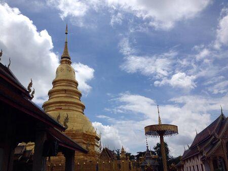creative: Thai temple