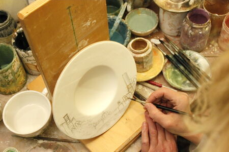 Artisan shop  photo
