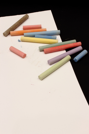 She loves to draw photo