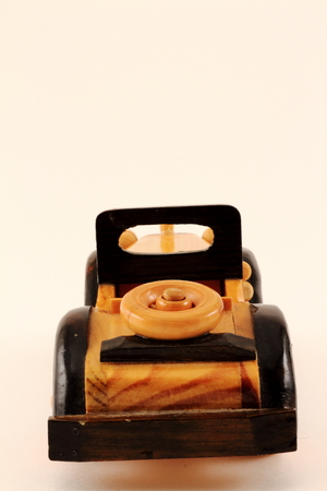 Old toy car photo