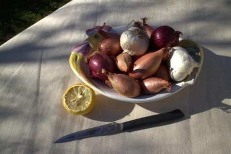 cebollitas: Cebollas